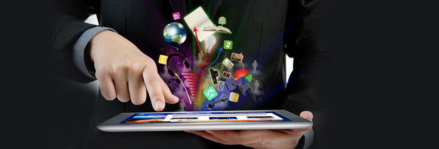 Web design d'entreprise